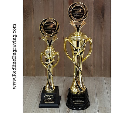 Star Cup Trophy-2 sizes
