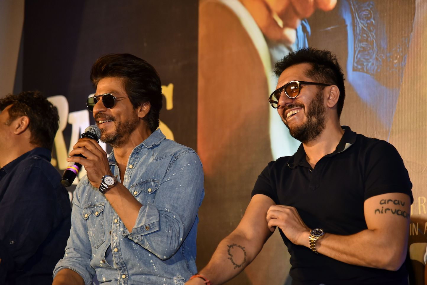 Raees Press Conference, 2017 (2)
