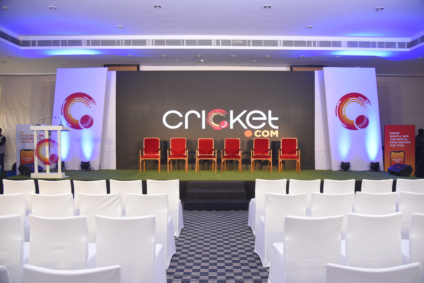 CricketDotCom Launch - 3