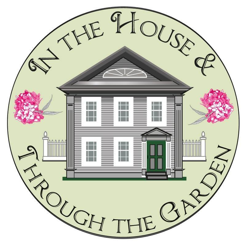 In the house & through the garden