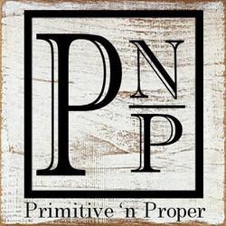 Primitive 'n Proper