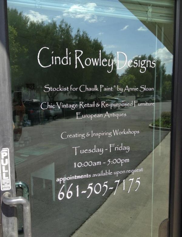 Cindi Rowley Designs