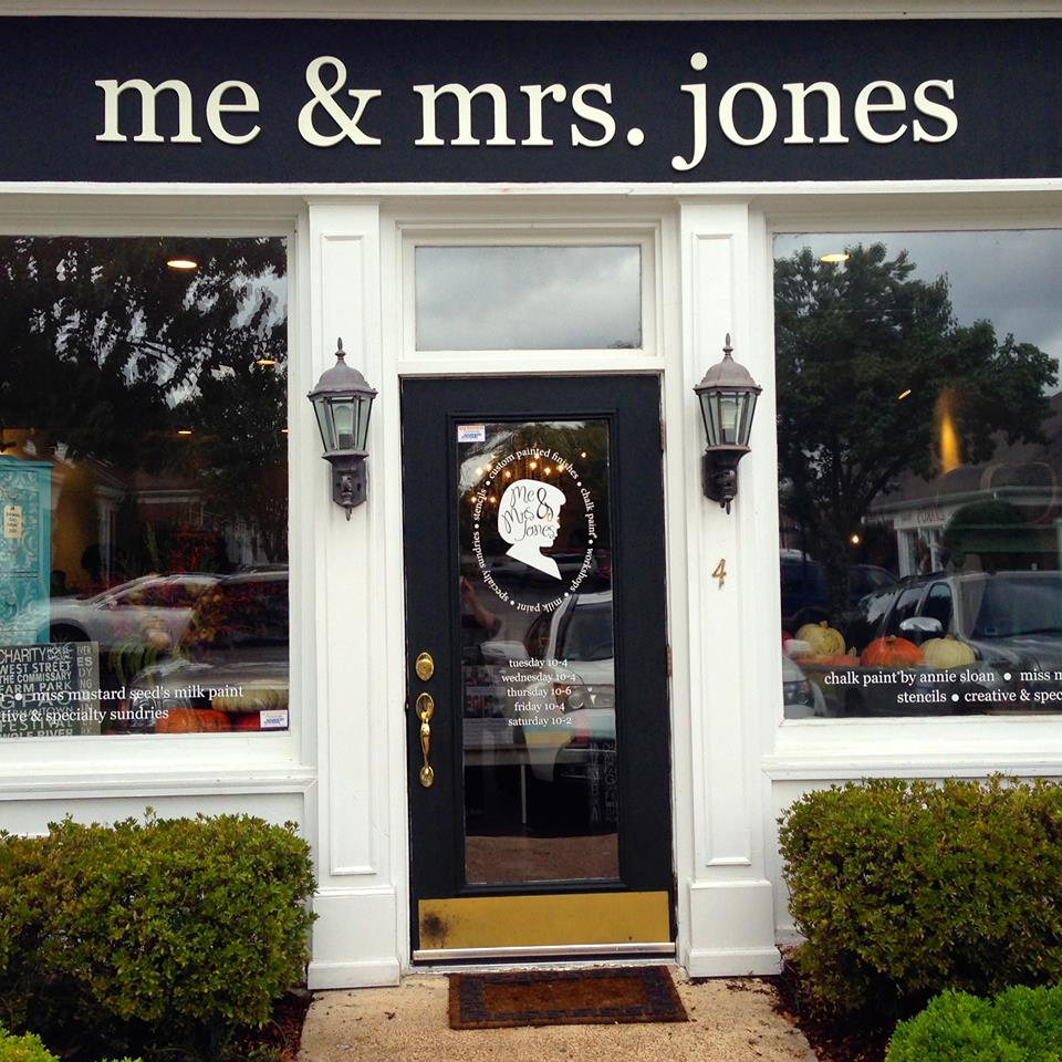 Me & Mrs Jones - Germantown