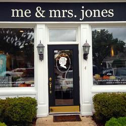 Me & Mrs Jones - Germantown