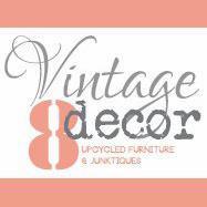 Vintage 8 Decor