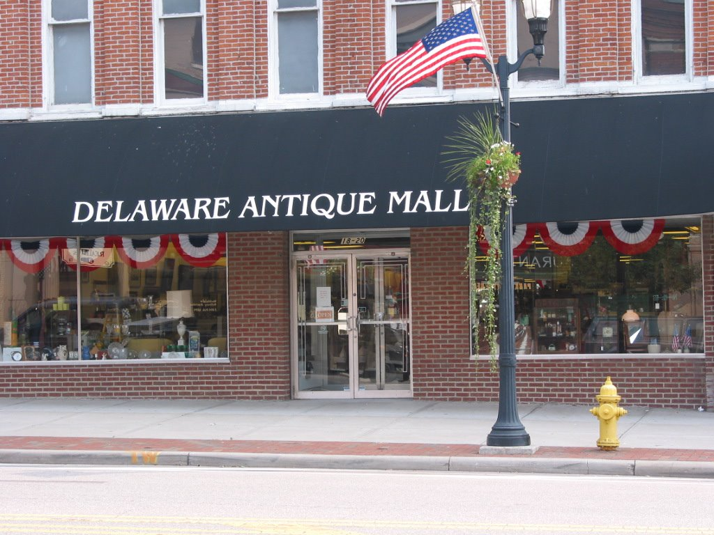 The Delaware Antique Mall
