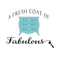 A Fresh Coat of Fabulous
