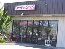 Kreative Klutter