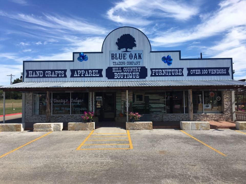 Blue Oak Trading Company