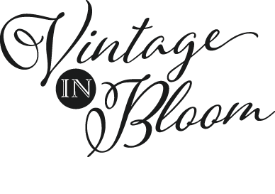 Vintage In Bloom