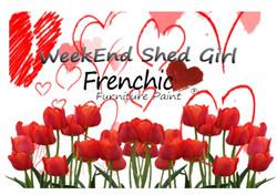 WeekEnd Shed Girl