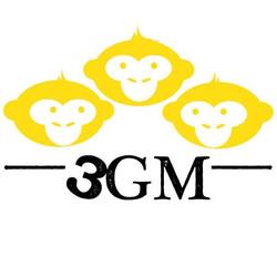 3 Gold Monkeys