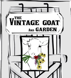 The Vintage Goat and Garden