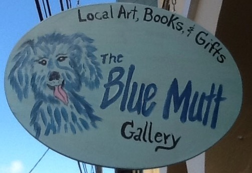 The Blue Mutt Gallery