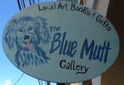 The Blue Mutt Gallery