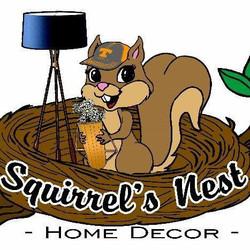 Squirrel's Nest Decor