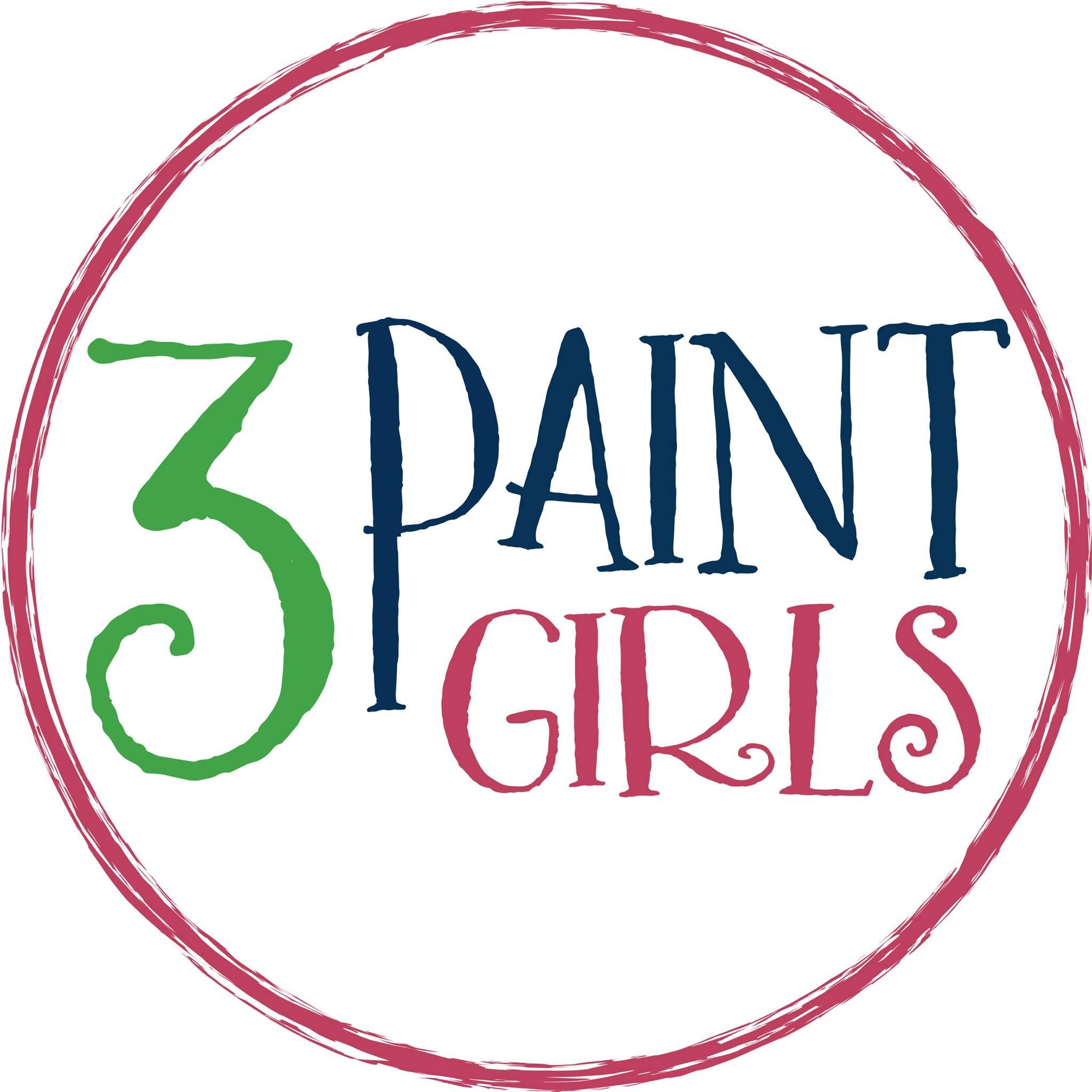 3 Paint Girls