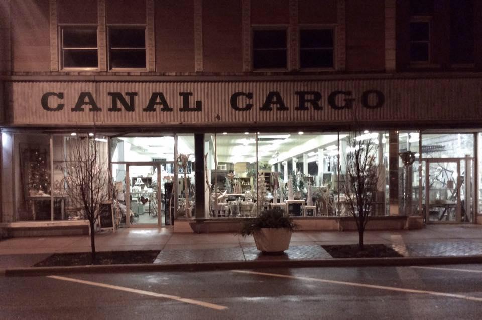 Canal Cargo Market