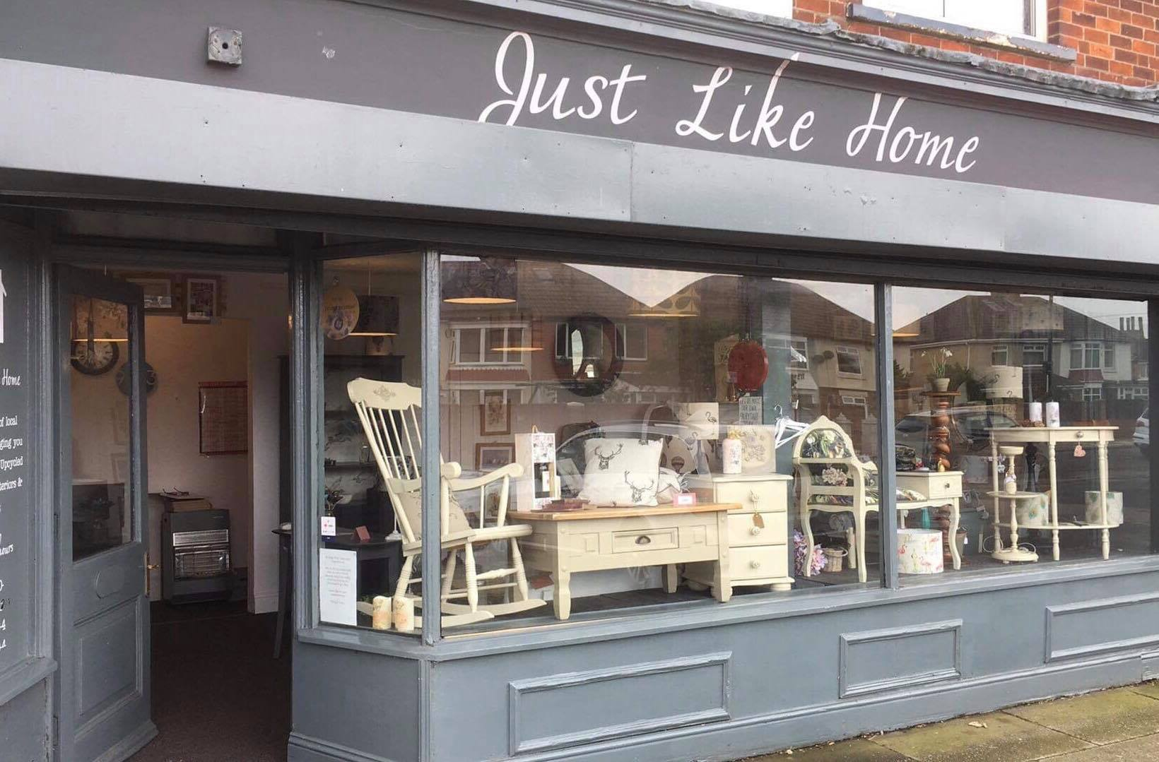 Just Like Home Interiors