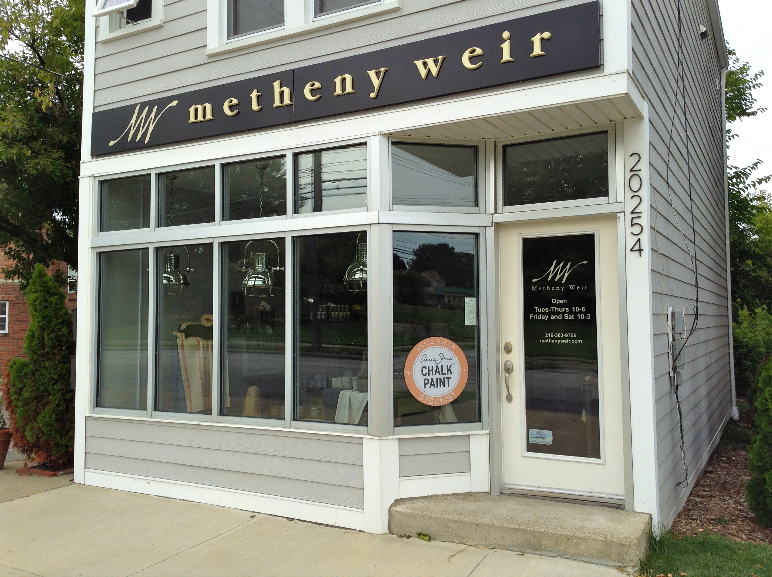 Metheny Weir Painted Finishes