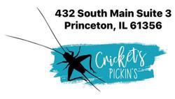 Cricket's Pickin's