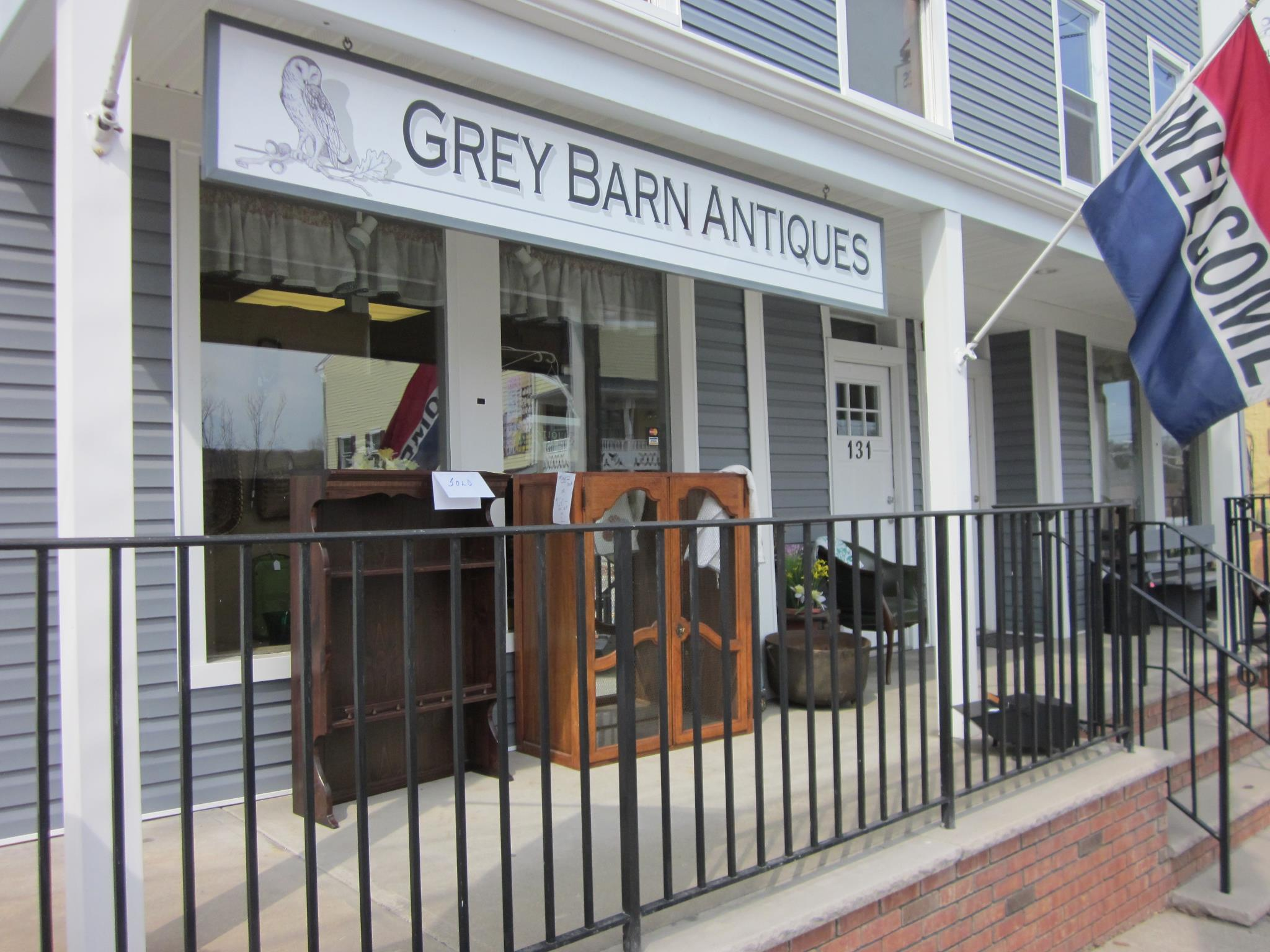 Grey Barn Antiques