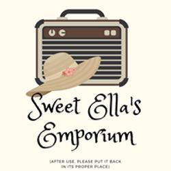 Sweet Ella's Emporium- Booth #865