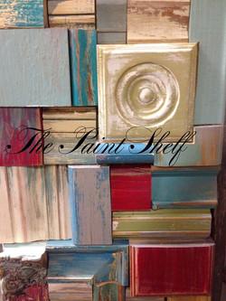 The Paint Shelf