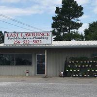 East Lawrence Feed, Hardware, Plumbing