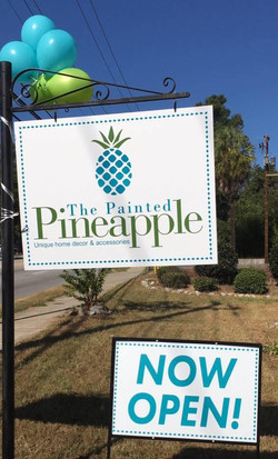 The Painted Pineapple