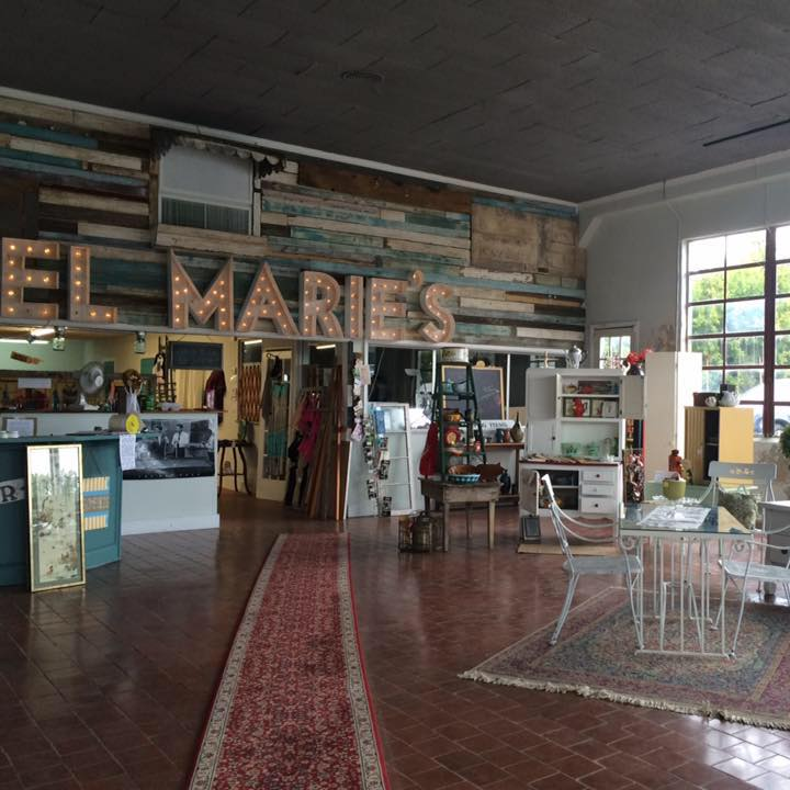 El Marie's Antiques and Art Marketpl