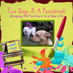 Two Dogs & A Paintbrush