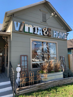 What Once Was Old Vintage