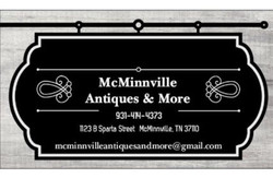 McMinnville Antiques and More