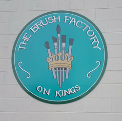The Brush Factory on Kings