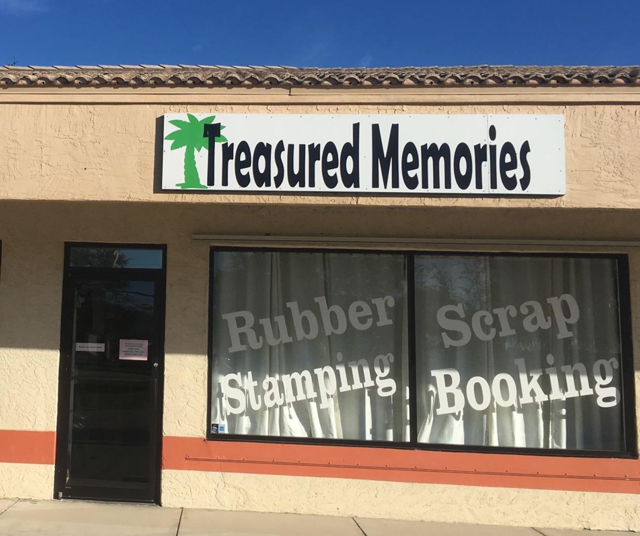 Treasured Memories Scrapbooks and More
