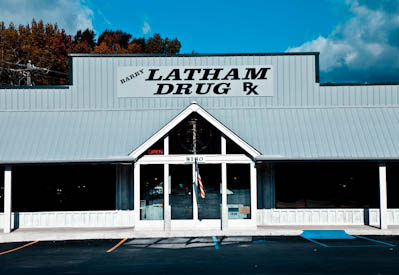 Barry Latham's Drug