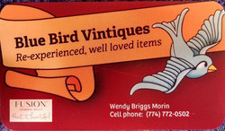 Blue Bird Vintiques
