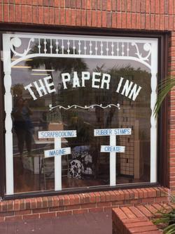 THE PAPER INN