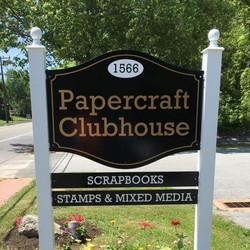 Papercraft Clubhouse