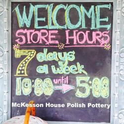 McKesson House Polish Pot