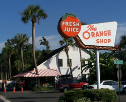 The Orange Barn