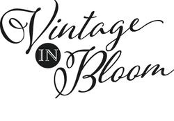 Vintage In Bloom