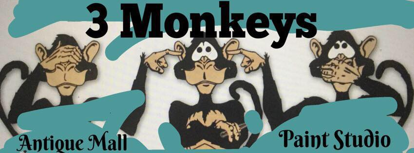 3 Monkeys Antiques
