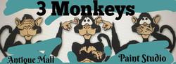 3 Monkeys Antiques