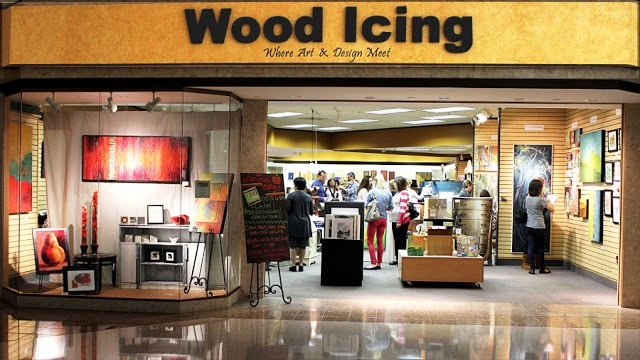 Wood Icing
