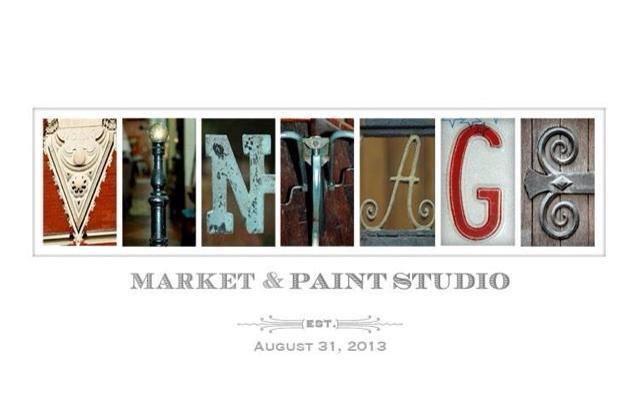 Vintage Market & Paint Studio