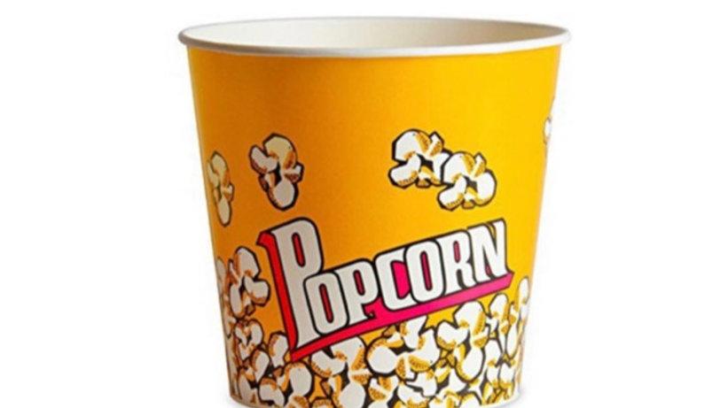 Seau à pop corn