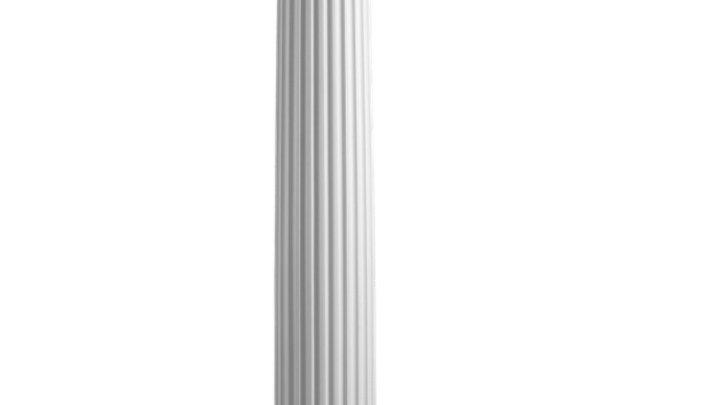 Poteau grec en plastique