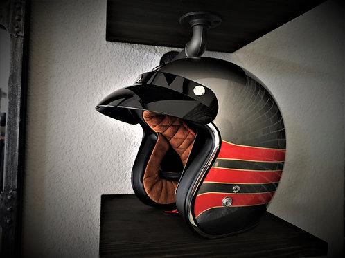 Torc Helmets - T50 ECE Open Face Helmet - Gray Fastline